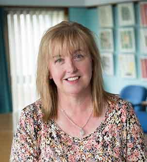 Dr Celia Hynes PhD, MA, BA Ed, RNT, RCNT, RSCN, RN
